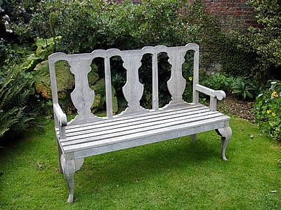 two-seater bench